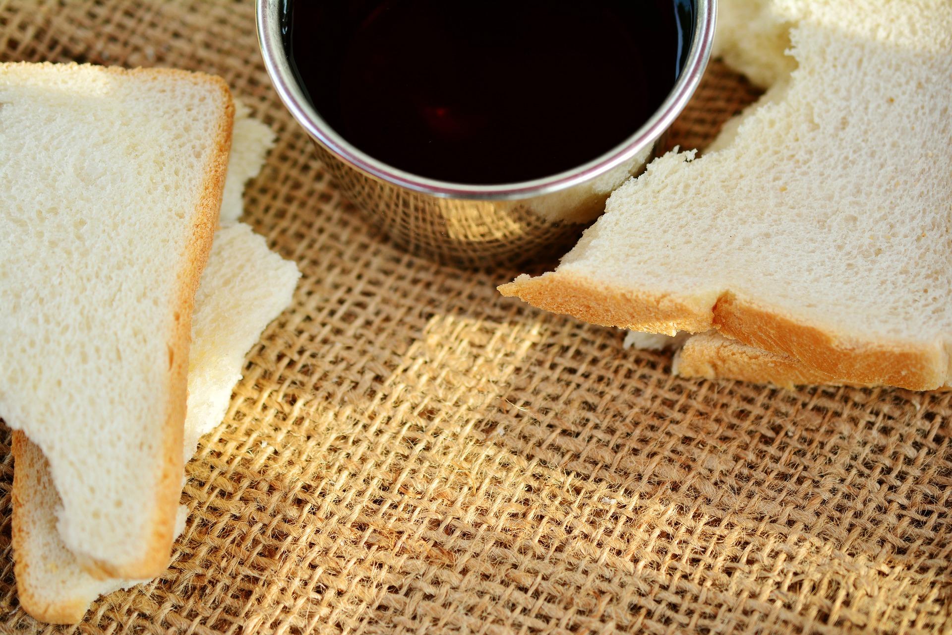 Abendmahls-Gottesdienst am 03.10.2021 mit FFP2