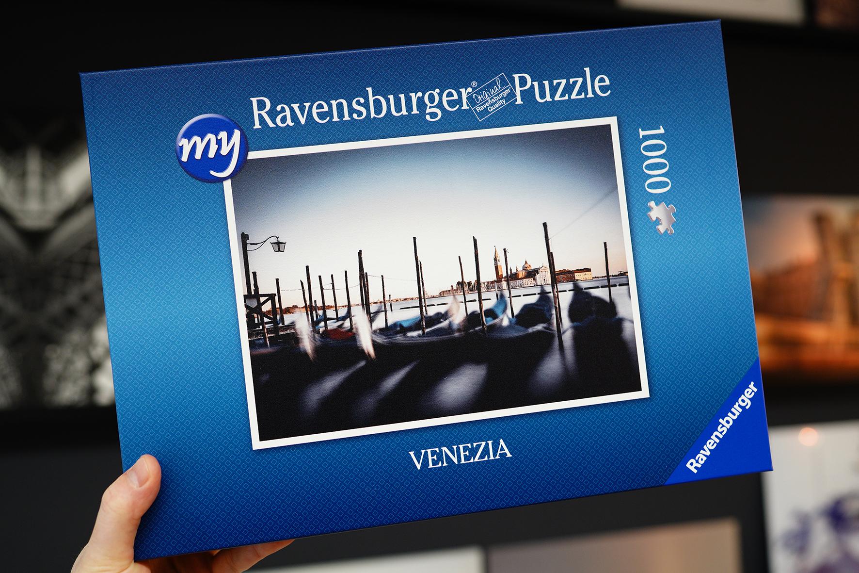 my Ravensburger Puzzle
