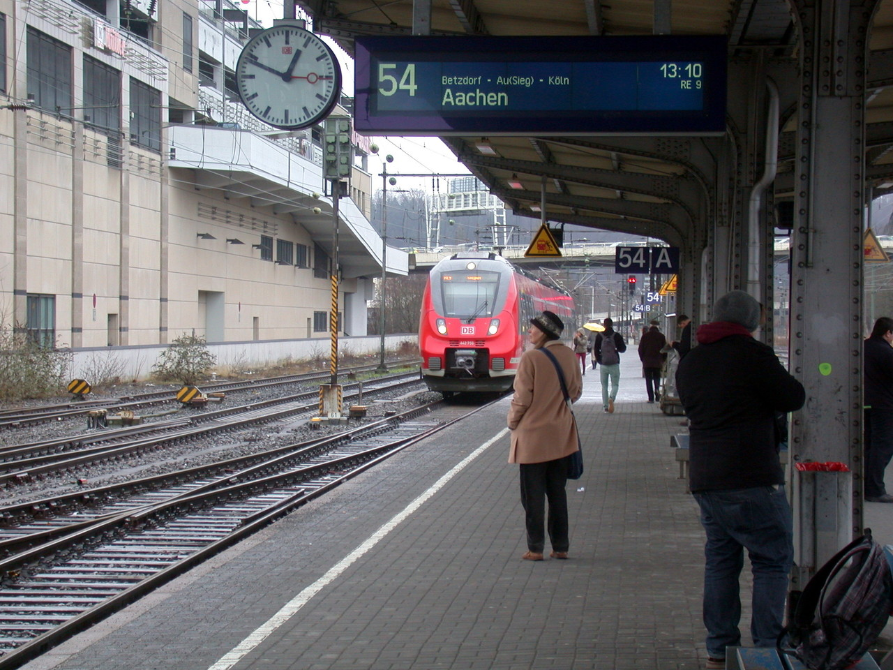 Siegen Köln