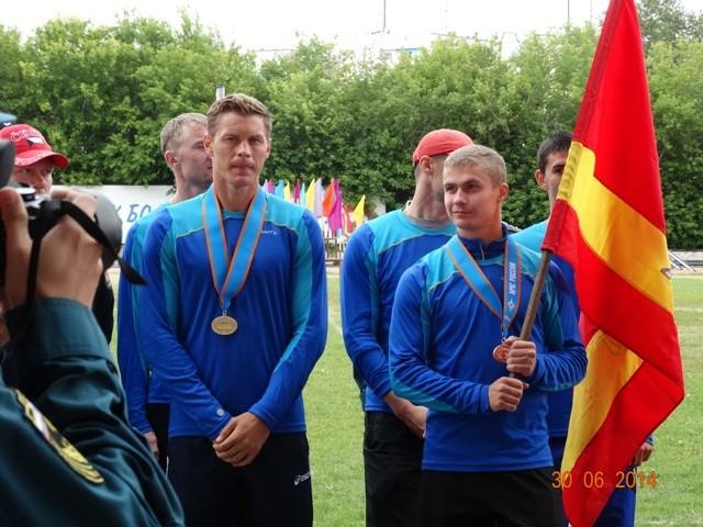 Чемпионат УФО по ППС, Челябинск, 2014