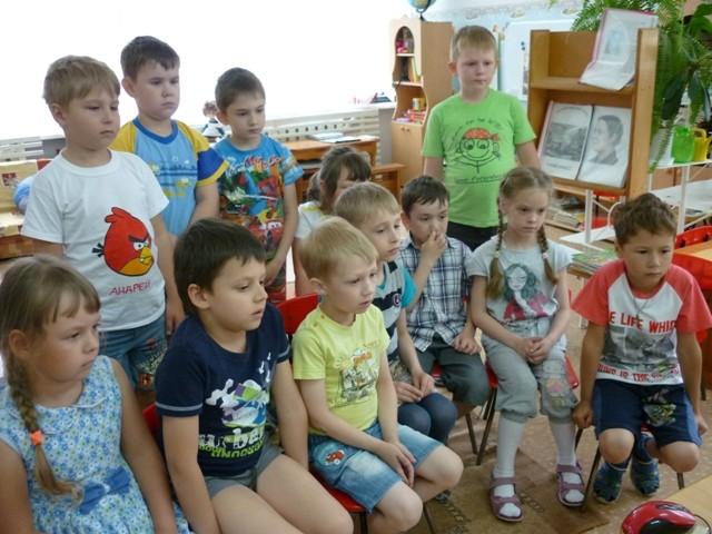 Детский сад № 18, лето 2014