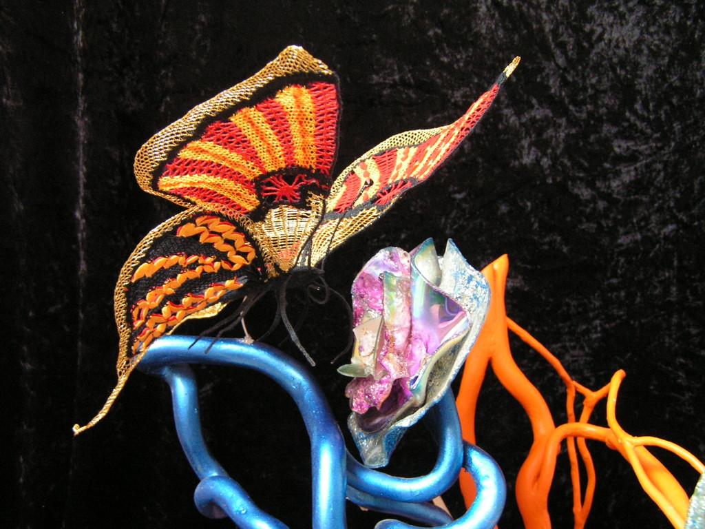 3éme prix au concours international du puy en Velay en 2008
