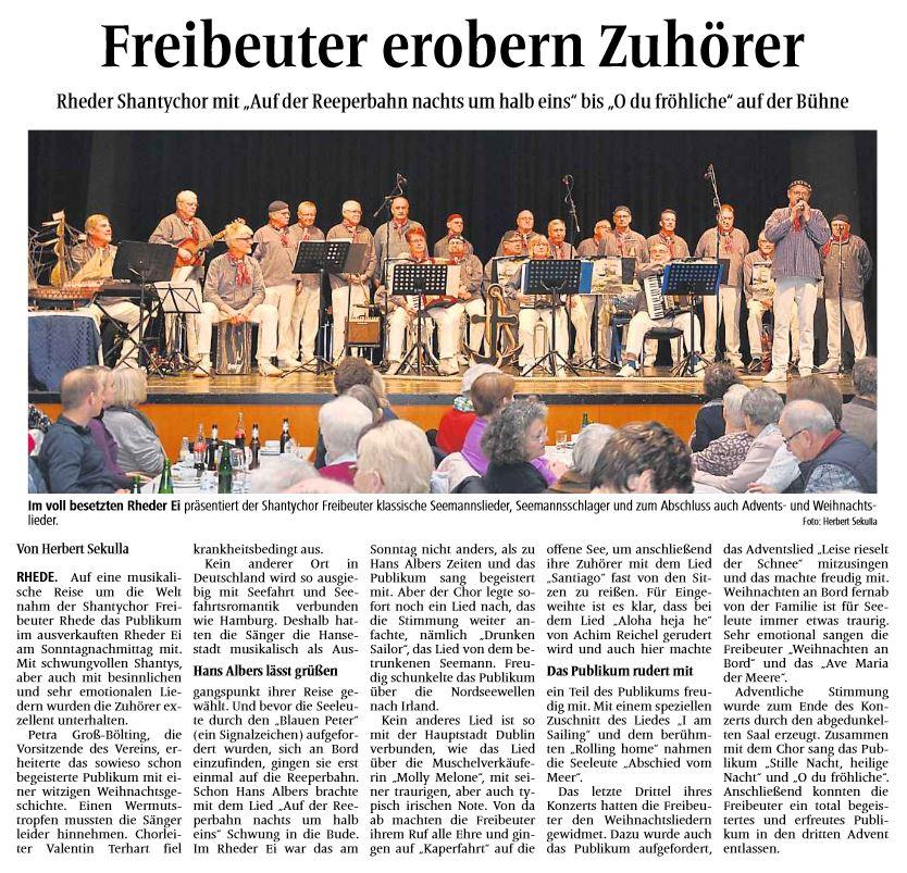 Bocholter Borkener Volksblatt Dienstag 19. Dezember 2017