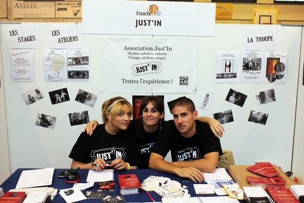 Manon, Chris et Julien