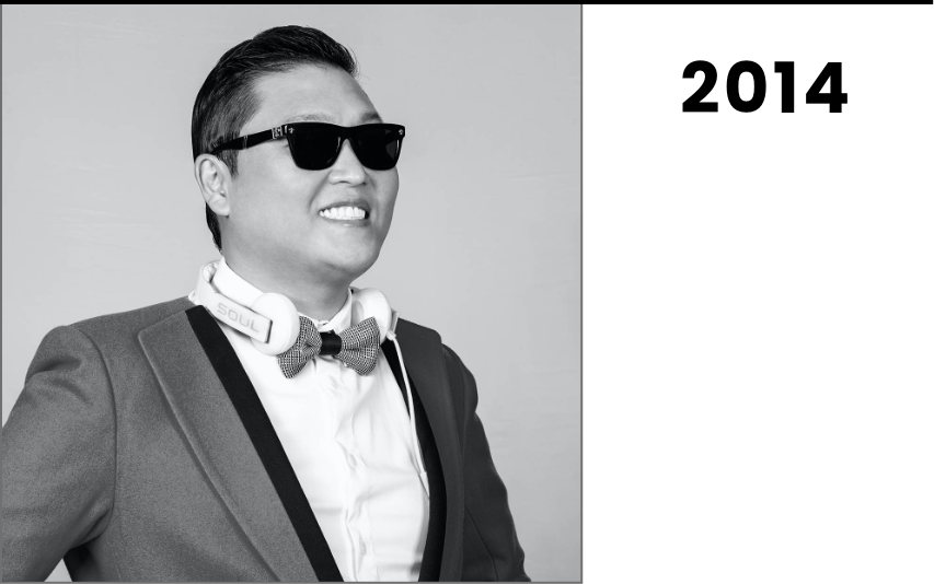 Introduction of Lifestyle Product line and collaboration with PSY