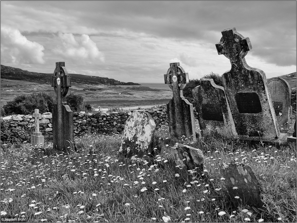 Kilmoe graveyard, Barley Cove / Co. Cork