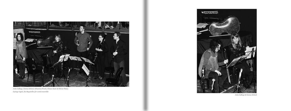 Page 30-31: Jazzclub Ferrara 2010