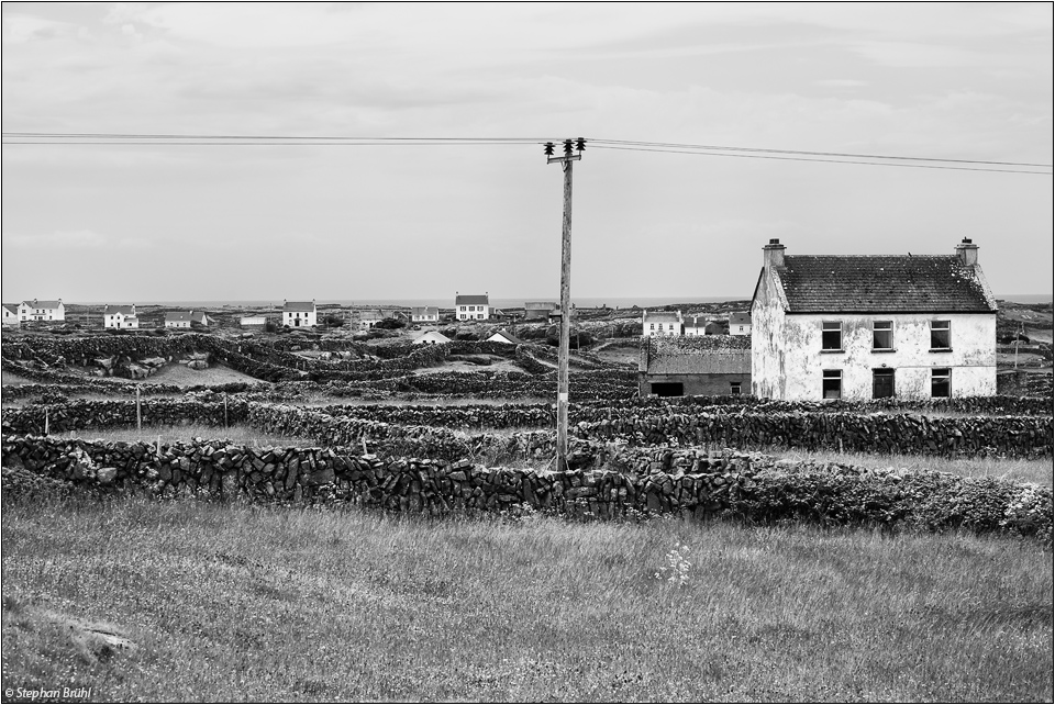 Inis Mór, Aran-Islands / Co. Clare