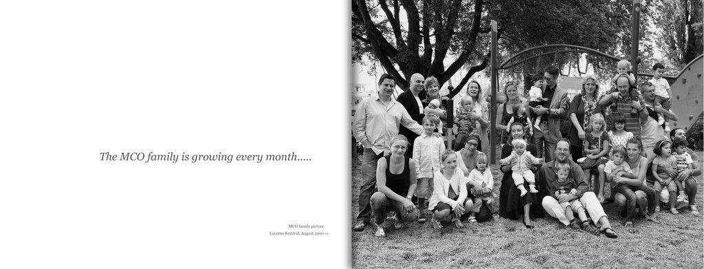 Page 58-59: Family Picture Lucerne 2010
