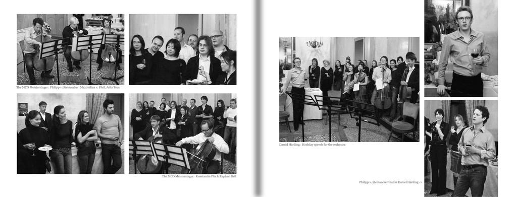 Page 8-9: 10 year anniversary Ferrara 2007