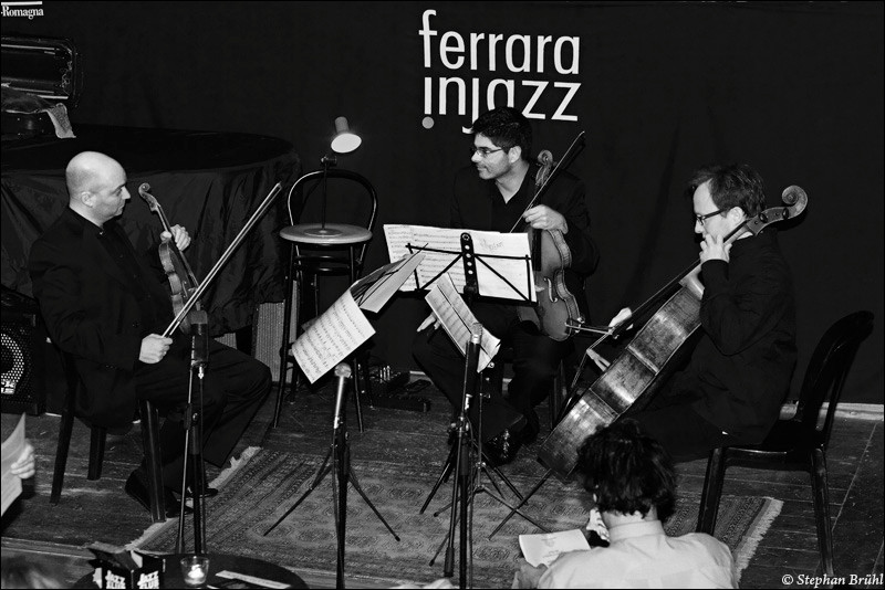 Jazzclub Ferrara, April 2010