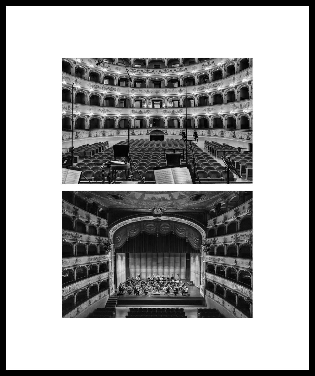 "Teatro Comunale ""Claudio Abbado"" in Ferrara"