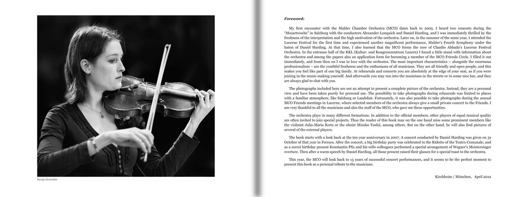 Page 4-5: Foreword