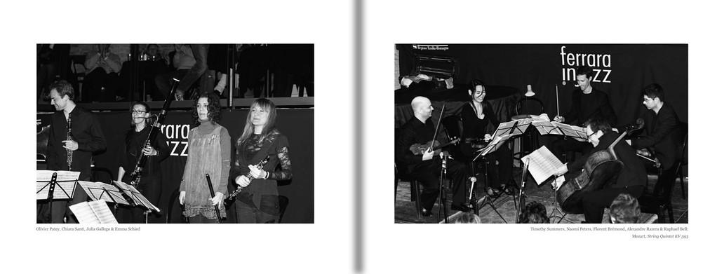 Page 32-33: Jazzclub Ferrara 2010