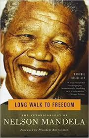 "Favourite Summer Reads by the Pool!: Nelson Mandela's ""Long Walk to Freedom"""
