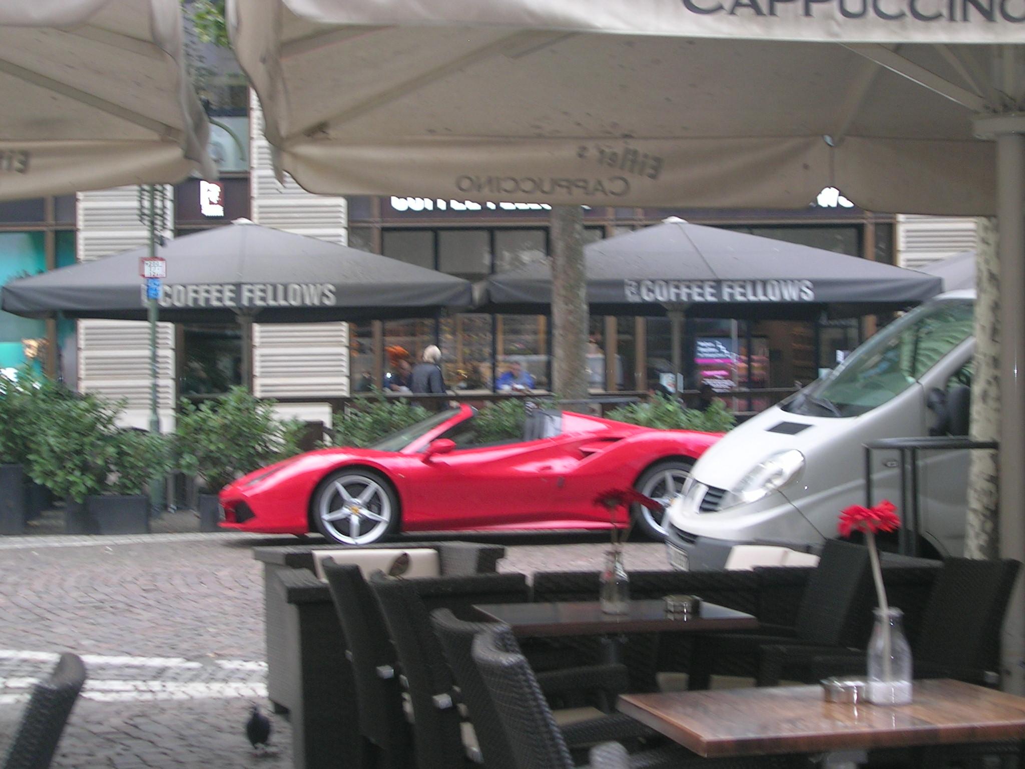 Ein Lamborghini