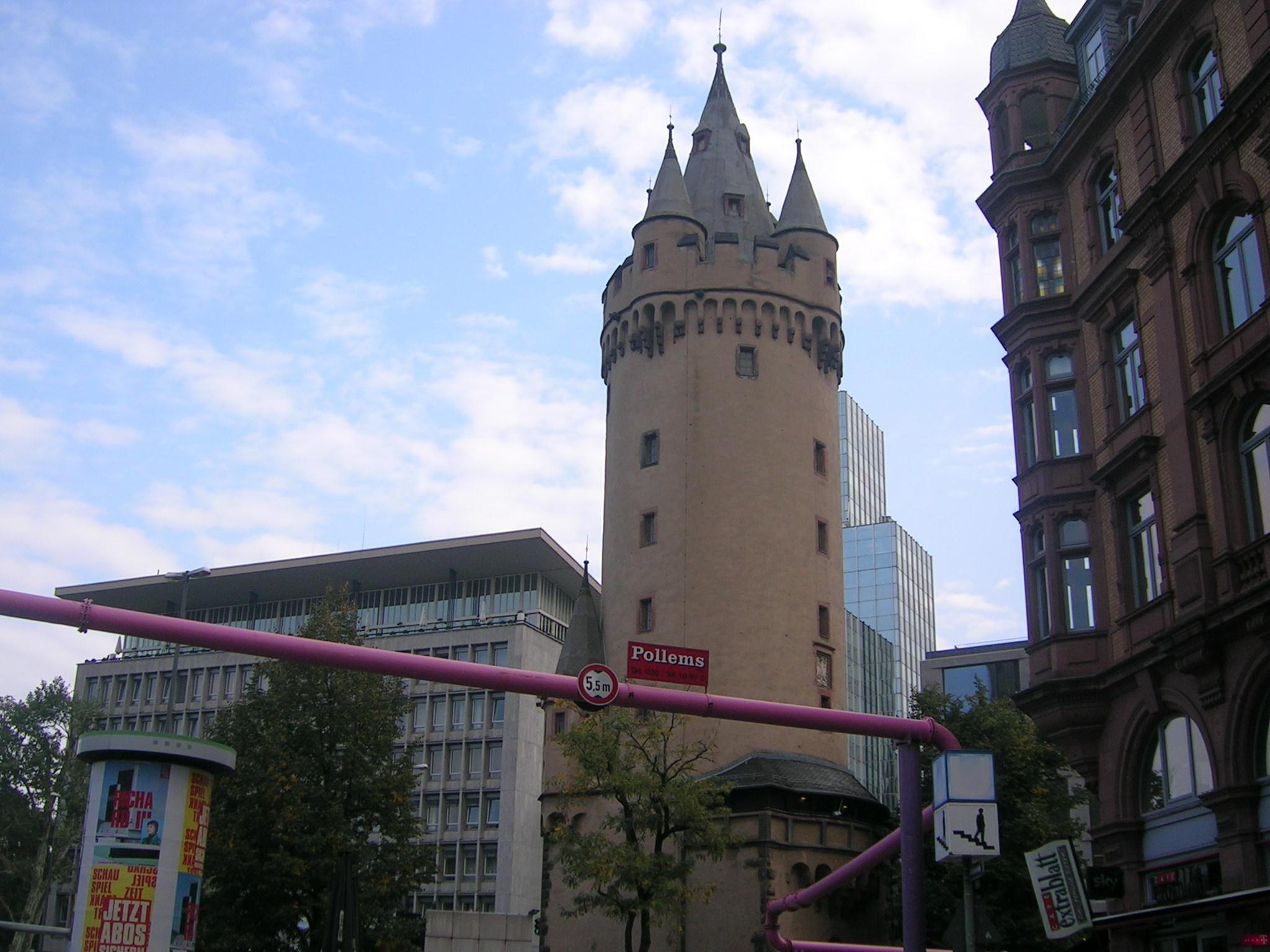 Der Eschenheimer Turm