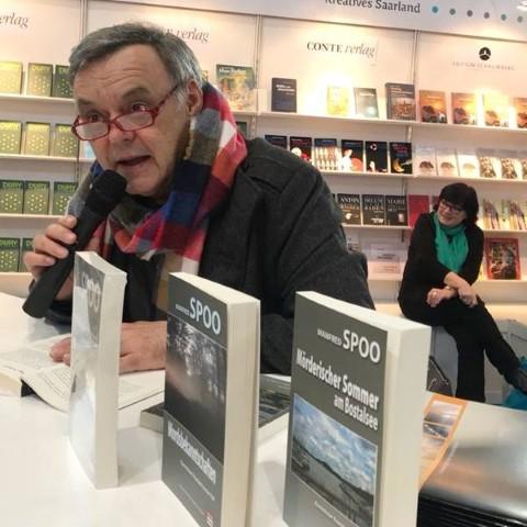 """Manfred Spoo stellt seinen neuen """"Knauper"""" vor"""