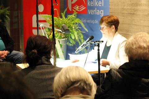 Maria Stauch kommt aus Hüttersdorf