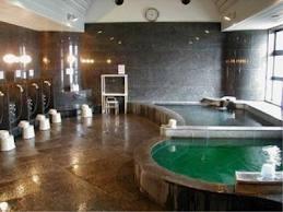 入浴施設で・・・・・