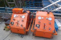 1.5kW電動ポンプユニット