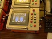 専用操作盤と複数連動システム