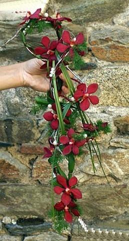 BCM14-Le Bouquet Chute de la Mariée