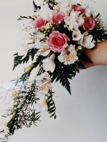 BCM10-Le Bouquet Chute de la Mariée