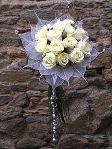 BRM12-Le Bouquet Rond de la Mariée