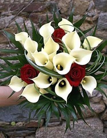 BRM7-Le Bouquet Rond de la Mariée
