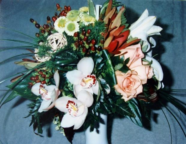 BRM8-Le Bouquet Rond de la Mariée