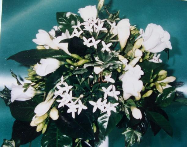 BRM4-Le Bouquet Rond de la Mariée