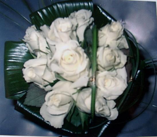 BRM2-Le Bouquet Rond de la Mariée