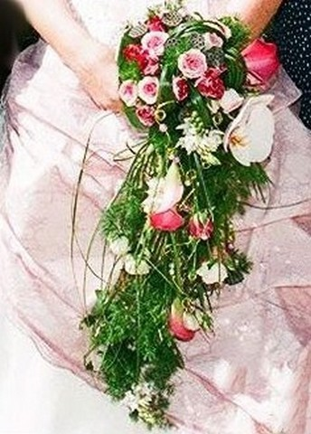 BCM1-Le Bouquet Chute de la Mariée