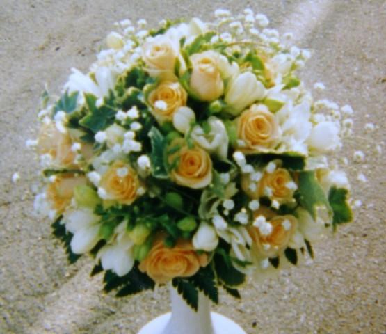 BRM5-Le Bouquet Rond de la Mariée