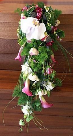 BCM12-Le Bouquet Chute de la Mariée