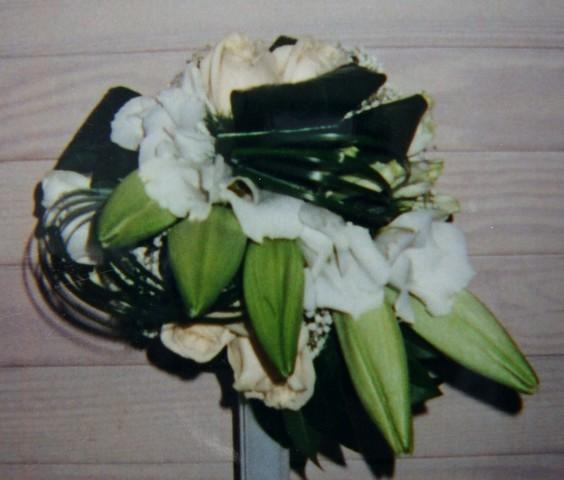 BRM9-Le Bouquet Rond de la Mariée
