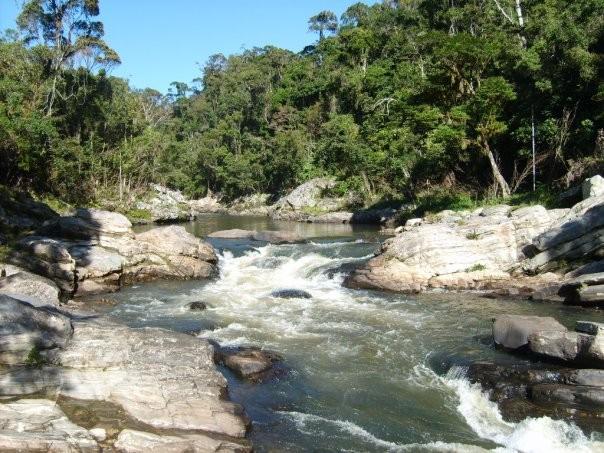 Fleuve de Namorona à Ranomafana
