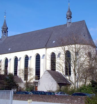 Franziskanerkirche (Paterskirche)