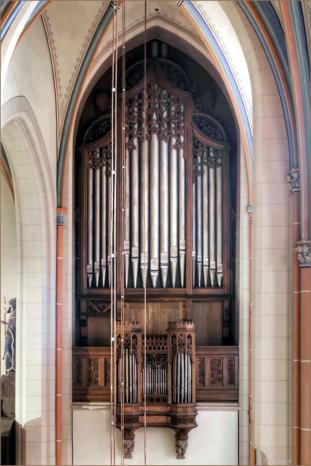 Sonreck-Orgel