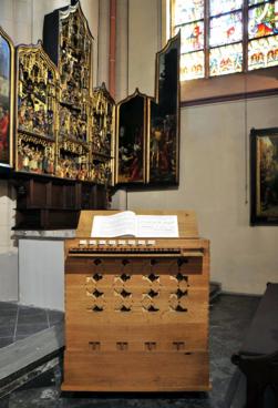 Woehl-Orgelpositiv