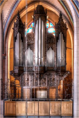 Renaissance-Orgel