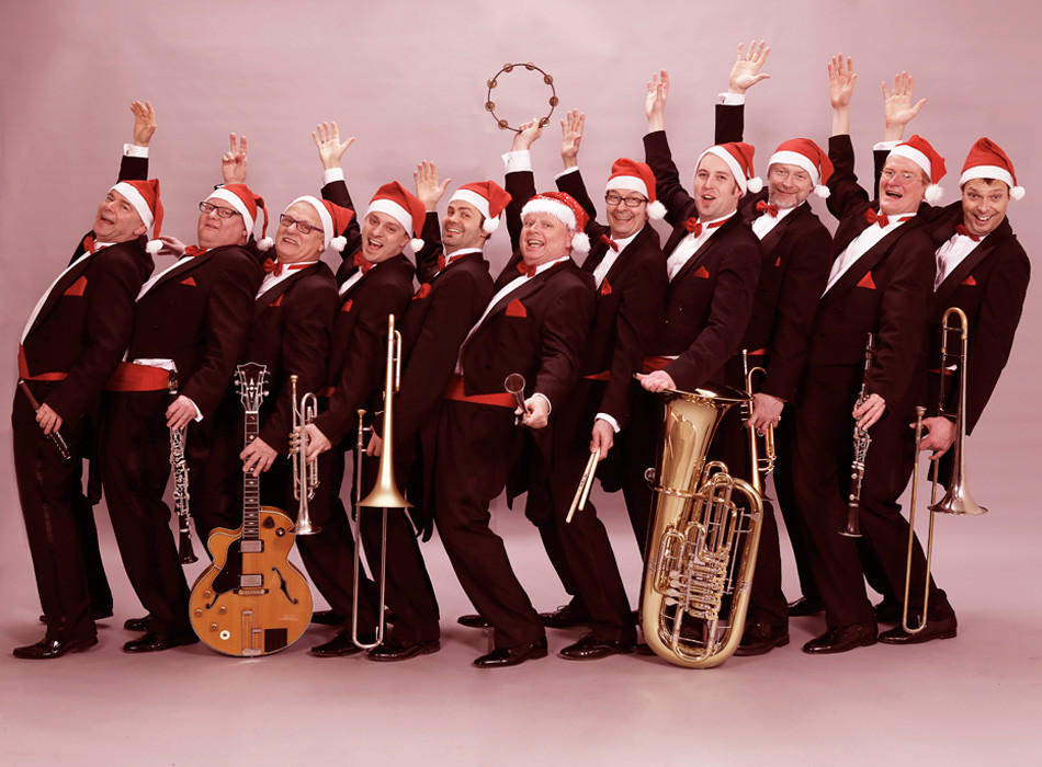 Angebot brass band berlin classic jazz and comedy for Classic jazz house