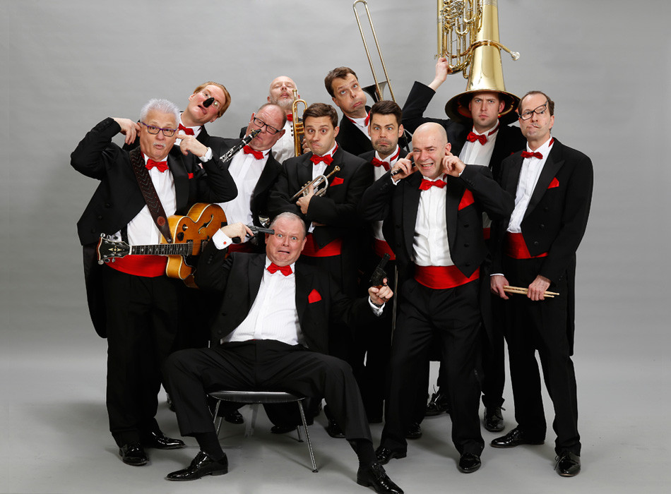 Angebot Brass Band Berlin Classic Jazz And Comedy