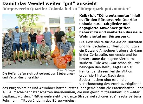Wochenspiegel, 14.5.2016