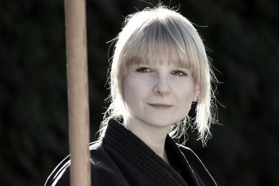 Isabel Gerberich - Leitung des Kinder- und Jugendtrainings