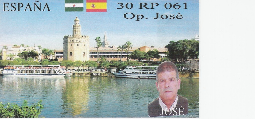 QSL PERSONAL DIVINO