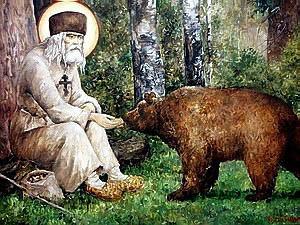 Prophéties de Saint Séraphin de Sarov : Antéchrist - Russie - France Image