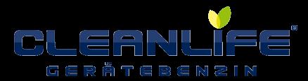 Bild: Logo Cleanlife Gerätebenzin von Sailer