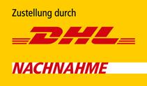 Bild: DHL Nachnahme Bezahlung bei Full Schmierstoffe